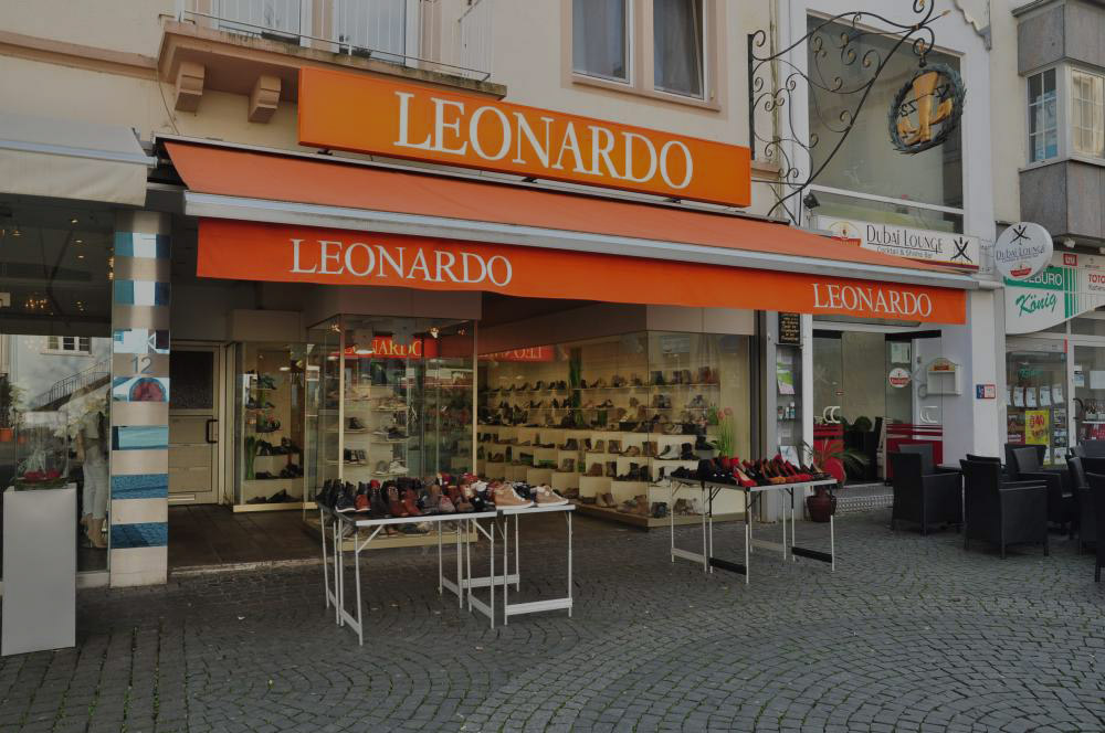 wholesale dealer 59f94 c0eb2 Home - Leonardo Schuhe Koblenz